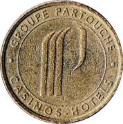 50 Centimes - Casino de Salies (Groupe Partouche) – reverse