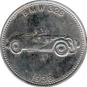 Shell Token - Weltberühmte Sportwagen (BMW 328 - 1938) – obverse