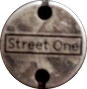 Token - Street One – obverse