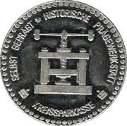 Token - Sparkasse (Historical Minting press) – obverse