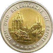 Token - Thuringia – obverse