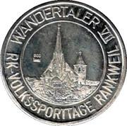 Wandertaler VII (Henri Dunant) – obverse
