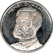 Wandertaler VII (Henri Dunant) – reverse