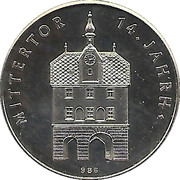 Token - Rosenheim (Mittertor) – obverse