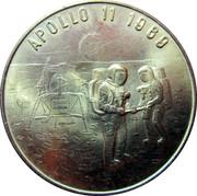 Token - Apollo 11 (10 Jahre Mondlandung) – reverse