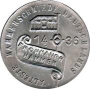 Token - Frohnauer Hammer – reverse