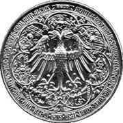 Token - 150 Jahre Stadtsparkasse (Koln 1826-1976) – reverse