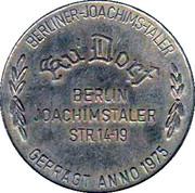 2 Joachimstaler (Berlin) – obverse
