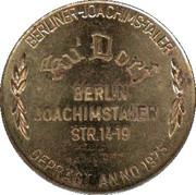 3 Joachimstaler (Berlin) – obverse