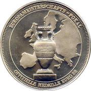 Token - Euro 1988 – obverse