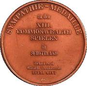 Sympathie-Medaille – obverse
