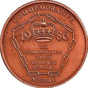 Sympathie-Medaille – reverse