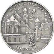Token - Rosenheim (Weihnachten 1985) – obverse