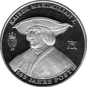 Post 500 years – obverse