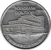 Token - Stadtfest 1987 Donsdorf – reverse