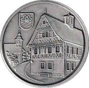 Ötlinger Medaille – reverse