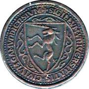 1 Gmünder Gulden (Schwäbisch Gmünd) – obverse