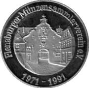 Flensburger Münzsammlerverein – obverse