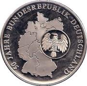 Token - Deutsche Einheit – reverse