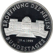 Bundestag – obverse