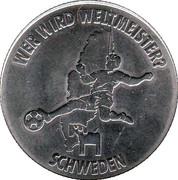 Token - FIFA Fußball-WM 2006 Deutschland (Schweden) – obverse