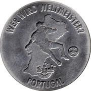 Token - FIFA Fußball-WM 2006 Deutschland (Portugal) – obverse