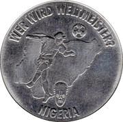 Token - FIFA Fußball-WM 2006 Deutschland (Nigeria) – obverse