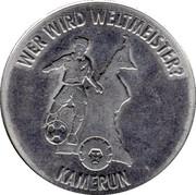 Token - FIFA Fußball-WM 2006 Deutschland (Kamerun) – obverse
