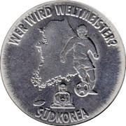 Token - FIFA Fußball-WM 2006 Deutschland (Südkorea) – obverse