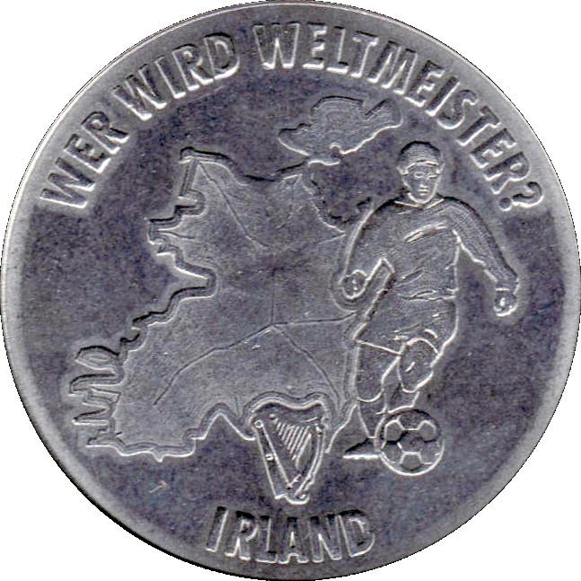 irland wm