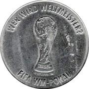 Token - FIFA Fußball-WM 2006 Deutschland (FIFA WM-Pokal) – obverse