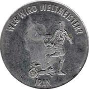 Token - FIFA Fußball-WM 2006 Deutschland (Iran) – obverse