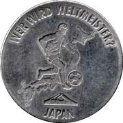 Token - FIFA Fußball-WM 2006 Deutschland (Japan) – obverse