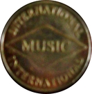 Token - International Music – obverse