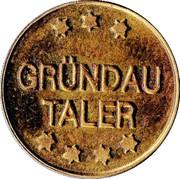 Gründau Taler - Falken Apotheke & Kinzig Apotheke (Gründau) – obverse