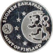 Token - Mint of Finland (2010 BU coin set) – reverse