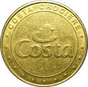 Game Token - Costa Crociere – obverse