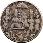 Temple Token Ramatanka (Hindu) – obverse