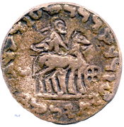 1 Drachm - Hippostratos (Imitation) – reverse