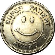 Token - Super Patient Award – obverse