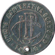 Perale - 10 - Cooperative Consumption Union – obverse