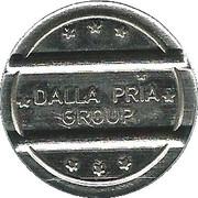 Amusement Token - Dalla Pria Group – obverse