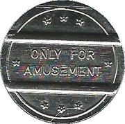 Amusement Token - Dalla Pria Group – reverse