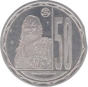 50 Credits - Star Wars (Kashyyyk) – reverse