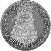 Replica - Leopold I Hogmouth – obverse