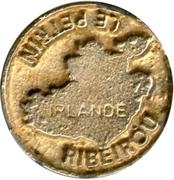 1 Euro - Le Petrin Ribeirou (Irish Pound) – obverse