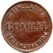 Token - Bovril – reverse