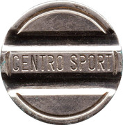 Token - Centro Sport (Bowling) – obverse