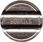 Token - Centro Sport (Bowling) – reverse