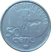 50 Cent - Emerald Casino – reverse